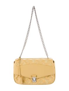 4f5ca23f7f61 Louis Vuitton Mama Broderie in Yellow