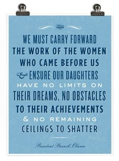 I let my daughters know that I will open every door for them to succeed, they had to do the work to achieve their goals  and they have!  I know they will do the same for their daughters. ❤️❤️❤️ Jenn, Jess, Mich