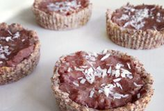 Fast Paleo » Frozen Chocolate Coconut Mini Pies - Paleo Recipe