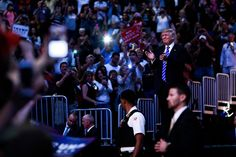 Donald Trump's Missteps Risk Putting a Ceiling Over His Support in Swing States…