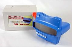 View Master - My great grandmother had the only family view master and it was the highlight of visiting her as a kid.