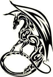 Resultado de imagen de dragon tattoos