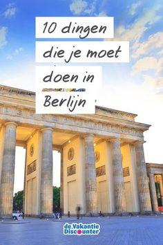 Berlijn is een stad waar je 20x heen kan gaan en dan heb je nog niet alles gezien en gedaan wat je wilt. Een selectie maken van 10 dingen is dan ook een flinke opgave. We hebben dus al onze ideeën in een grabbelton gedaan omdat we niet konden kiezen.