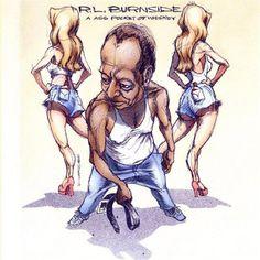 R.L. Burnside - A Ass Pocket Of Whiskey On Vinyl LP