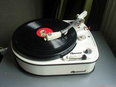 Vintage Audio GARRARD
