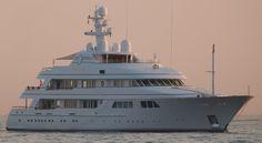 luxury yacht Faith ex Fortunato ex Cakewalk