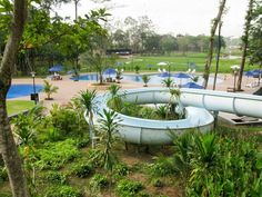 Agodi Park and Gardens Creates a Green Gem in the Middle of the City