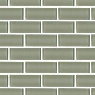 Winter Brick Glass .65 x 1.85 in ($17.99) www.tileshop.com
