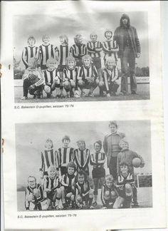 Sportclub Bakestein Zwijndrecht (jaartal: 1970 tot 1980) - Foto's SERC