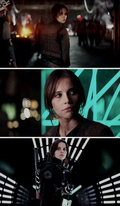 Star Wars Rogue One - Jyn Erso (Felicity Jones)