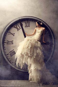 Fashion Editorial Photos of Model, Miranda Zhao Yu Fei