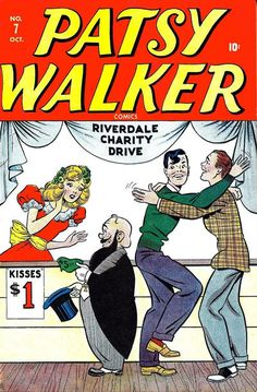 Al Jaffee (born 13 March 1921 USA) was recognized by Guinness World Records last year for having the... Al Jaffee (born 13 March 1921 USA) was recognized by Guinness World Records last year for having the longest career in comics at 73 years 3 months. They had counted from Joker Comics #5 December 1942 through Mad #538 April 2016. He worked in comics briefly before going into the military during World War II. He created Inferior Man in Military Comics (Quality) and drew the earliest stories…