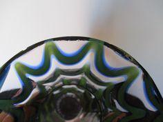 Czechoslovakia Kralik 1930's Blue green wave drape vase pink glass Bulb vase | Pottery & Glass, Glass, Art Glass | eBay!