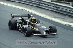 Stefan Bellof - Maurer MM82 BMW/Heidegger - Maurer Motorsport - XLII Grand Prix Automobile de Pau - 1982 European Championship for F2 Drivers, round 7