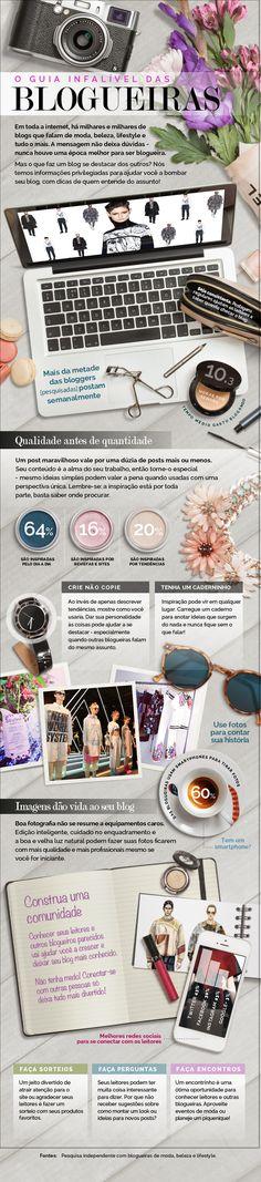 infografico blogueiras