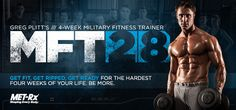 Bodybuilding.com - MFT28: Greg Plitt's 4-Week Military Fitness Trainer By MET-Rx