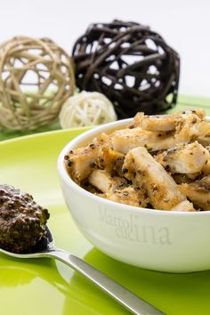 PETTI DI POLLO ALLA SENAPE #pollo #petto #senape #secondo #carne #ricettafacile #ricettaveloce