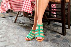 Introducing...the SOFIA sandal