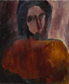 bomberg david portrait of dinora | painting | sotheby's l16148lot6nrpden