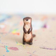 Le Sweet Otter Totem // le animalé