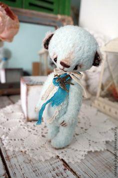 Мишки Тедди ручной работы. Ярмарка Мастеров - ручная работа Кирюша. Handmade.