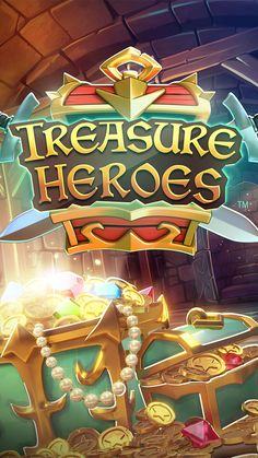 Treasure Heroes video slot has arrived at Microgaming online casinos!  Get ready to be transported into a mysterious dungeon full of surprises.