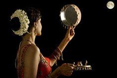 Le festival indien de #KarvaChauth