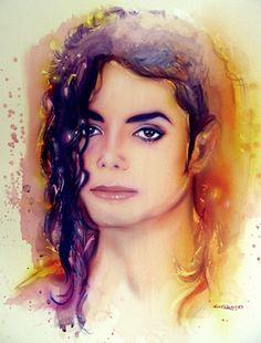 Cartas para Michael: A arte de Nate Giorgio (05) Photos Of Michael Jackson, Michael Love, Beautiful Drawings, Cool Drawings, Freddie Mercury Michael Jackson, Creative Art, Thriller, Photo Art, True Legend