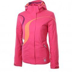 Spyder Power Insulated Ski Jacket (Women's) | Peter Glenn