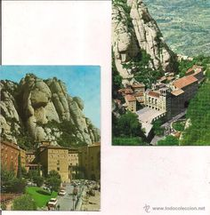 Montserrat Vistas parcial y  Vista de la Plaza Monserrat la segunda circulada.