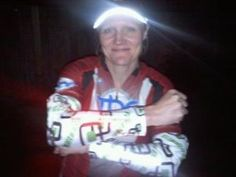Light up with Glimmer Gear armwarmers.  Check out these cool little LED light-up arm warmers I got from Glimmer Gear.  I think these are perfect for any of the Ragnar events or Midnight Runs.  This way it's easy to find and support your runner.  Night runs are super fun and keeps you out of the sun.    To order some cool arm warmers for yourself visit www.glimmergear.com They also have some cool night cycling gear.  Be safe.  Be visible.