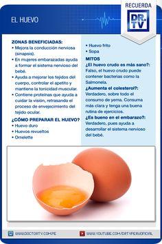 El huevo es uno de los alimentos más nutritivos y baratos para nuestra cocina. Conozca sus beneficios y revele los principales mitos alrededor de este alimento.
