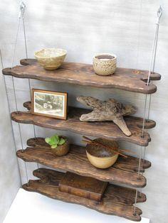 ber ideen zu altholz regal auf pinterest regale. Black Bedroom Furniture Sets. Home Design Ideas