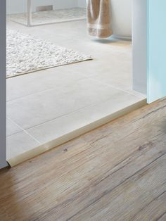 Customizable Metal Transitions | Silverwood Flooring | Toronto
