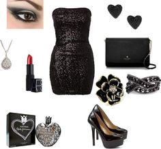 """""""clubbing"""" by melina7x ❤ liked on Polyvore"""