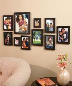 10-Pc. Photo Frame Sets