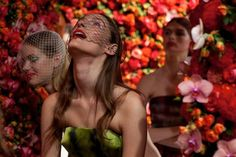 Dior show uses 1 million fresh flowers: spectacular and obscene at the same time