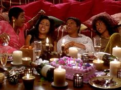 """Screen Time: Whitney Houston in 1995's """"Waiting To Exhale"""""""