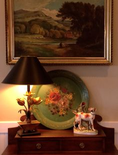 KEK Interiors/ Tole/staffordshire