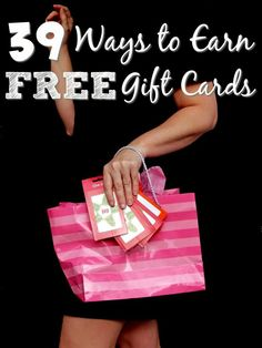 Who wants to pay cash for everything when you can use a gift card? These 39 ways. Free Stuff By Mail, Get Free Stuff, Free Gift Cards, Free Gifts, Gift Card Basket, Gift Card Bouquet, Business Card Maker, Free Gift Card Generator, Gift Card Giveaway