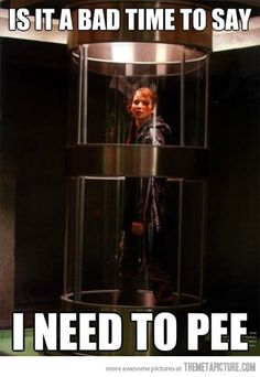 Not right now, Katniss..