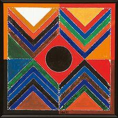 AnkuranBy:S.H. Raza (b. 1922)