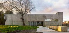 Centro de Salud en A Covada | Abalo Alonso Arquitectos | 2012