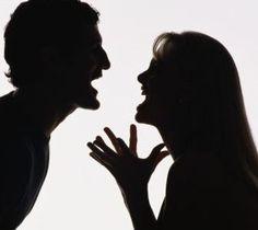 Detesto las peleas y las discusiones...