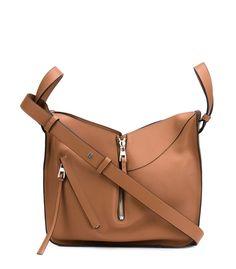 Loewe Small Tan Hammock Bag