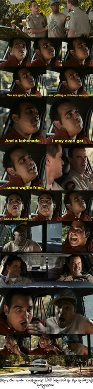 The Snake King scene from the movie Courageous. This guy is awesome! If you haven't seen this movie, you need to watch it. Its one of the best Christian movies i have seen. Funny Spanish Memes, Funny Memes, Hilarious, Super Funny Quotes, Funny Quotes About Life, Funny Sayings, Ella Enchanted, Christian Movies, Lol