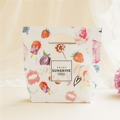 Aliexpress.com : Buy big size 10 pcs paper bag kiss sunshine design gift packaging birthday valentine's day party candy holding from Reliable packaging stamp suppliers on Alice Dream Store