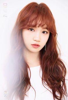 First Mini Album [ ] ♡ Kpop Girl Groups, Korean Girl Groups, Kpop Girls, Yuri, Eyes On Me, Wattpad, Japanese Girl Group, Kim Min, Soyeon