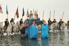 Le pélerinage aux Saintes Marie de la Mer