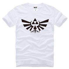 The Legend of Zelda Triforce Logo T-Shirt